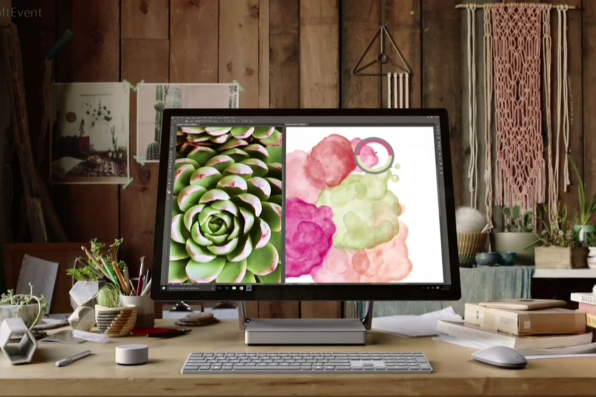 Спецификации Surface Studio