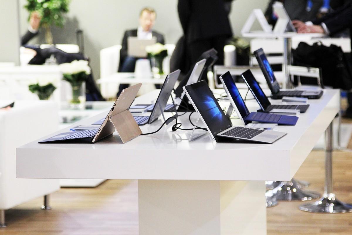 Первые подробности о спецификациях Microsoft Surface Pro 5