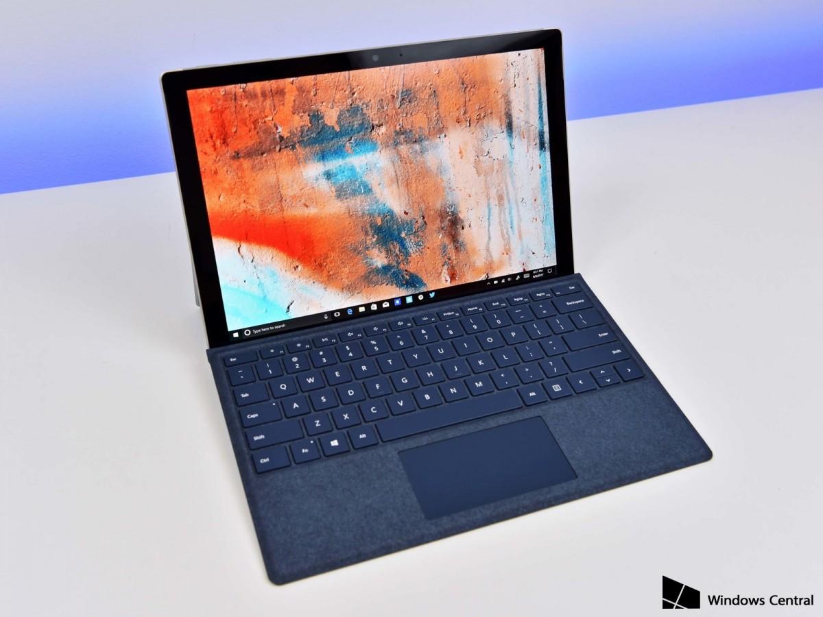 Обзор нового Microsoft Surface Pro 2017