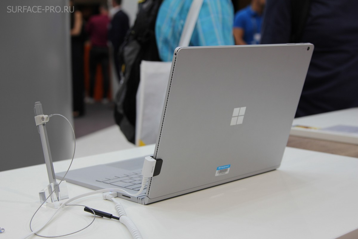 Surface Laptop, Surface Book и Surface Pro от Microsoft на IFA 2107