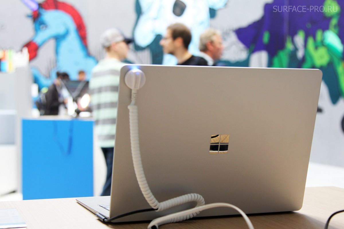 Microsoft представит новый Surface Book 31 октября в Лондоне