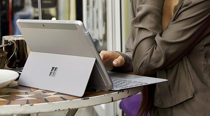 Представляем Surface Go — новый бюджетный планшет от Microsoft