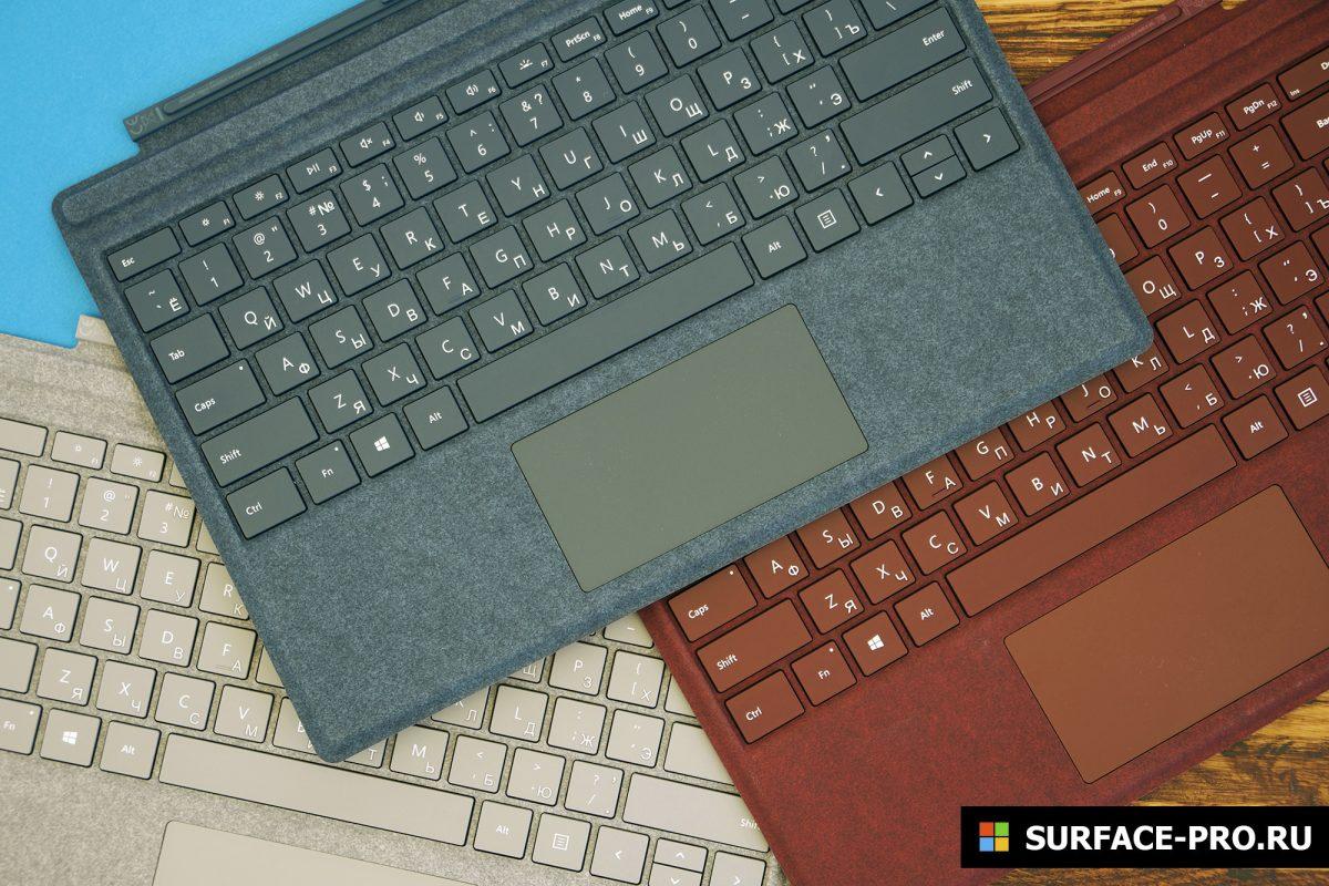 Все, что вам нужно знать об Алькантаре на устройствах Surface