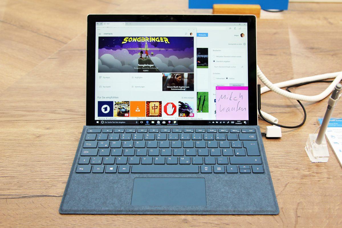 Бюджетная версия Surface может получить процессор Intel Pentium