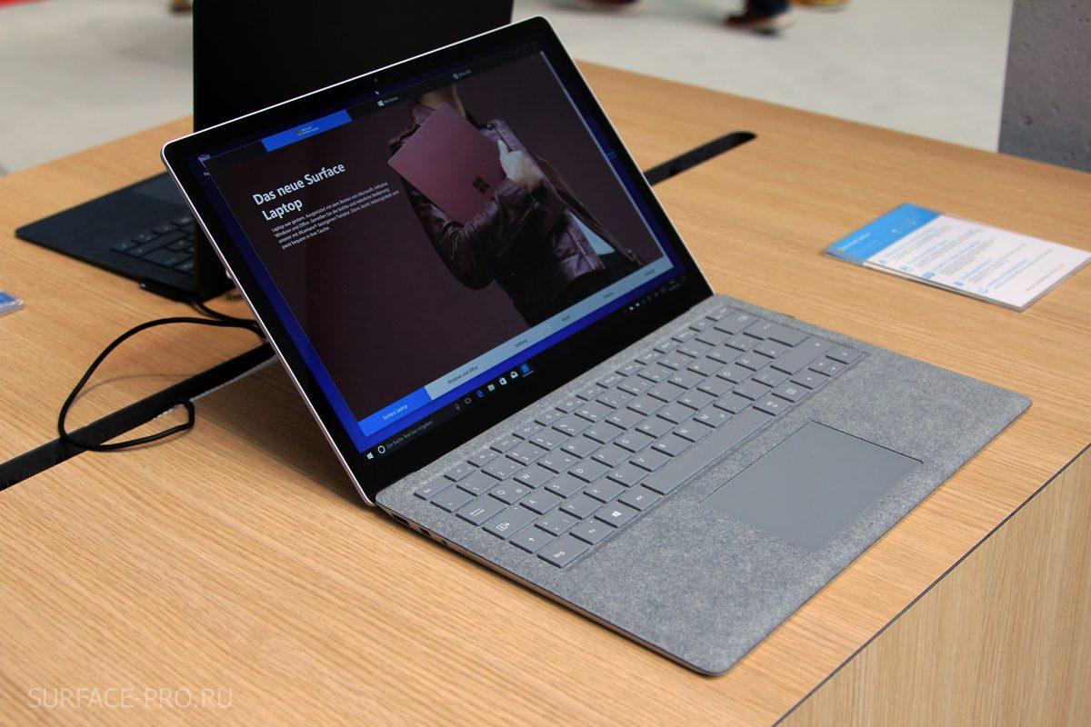 Топовая версия Microsoft Surface Laptop с памятью 1TB в продаже в нашем магазине!