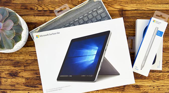 Вы можете купить Microsoft Surface Go в нашем магазине!