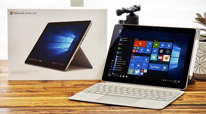 Обзор Microsoft Surface Go уже на нашем сайте!