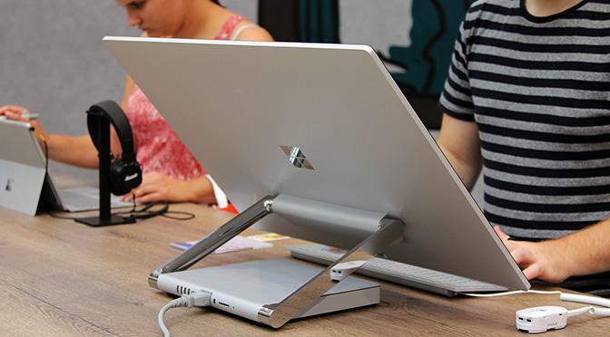 Снижена цена на все модели рабочих станций Microsoft Surface Studio!