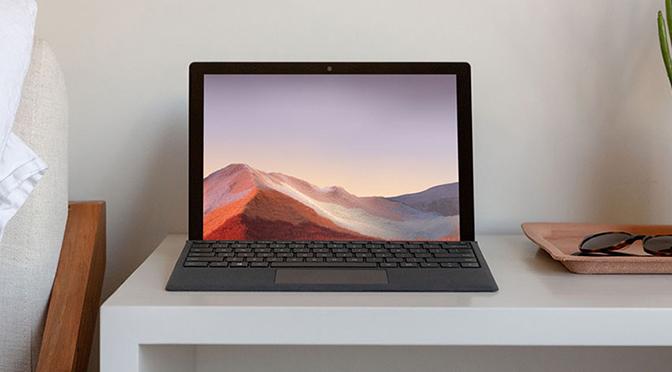 Открыт предзаказ на Microsoft Surface Pro 7!