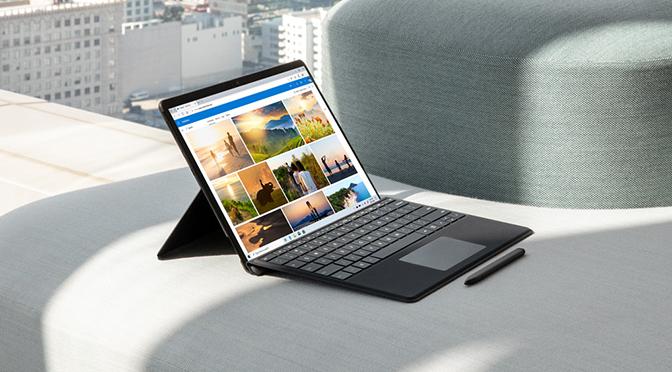 Новый Microsoft Surface Pro X: потрясающий дизайн и кастомный чип Microsoft SQ1