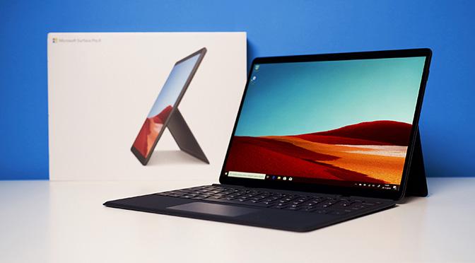 Обзор Microsoft Surface Pro X — уже на нашем сайте!