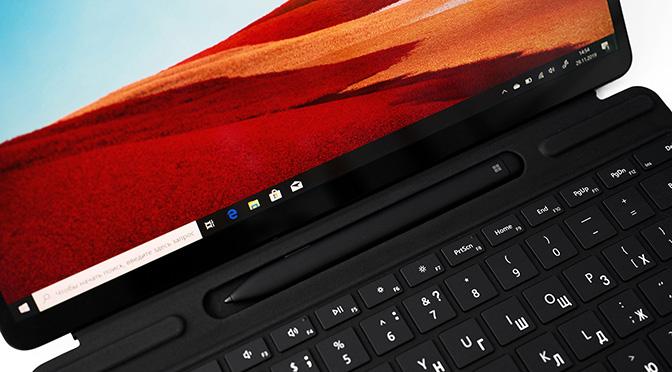 Новое видео на нашем канале: Обзор Microsoft Surface Pro X