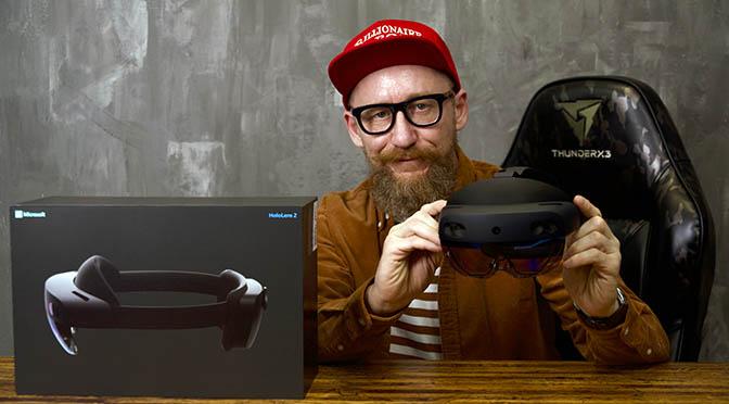 Вы уже можете купитьMicrosoft HoloLens 2 в нашем фирменном магазине в Москве