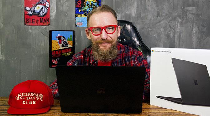 Обзор Microsoft Surface Laptop 4 с диагональю 15 дюймов (AMD) уже на нашем сайте!