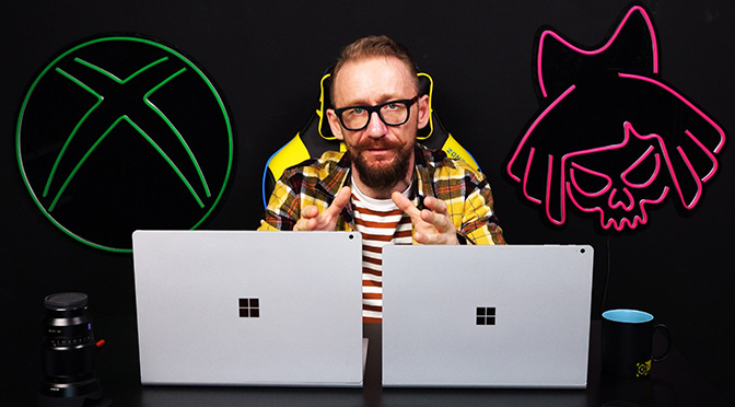 Обзор возможностей графических процессоров линейки Microsoft Surface Book 3
