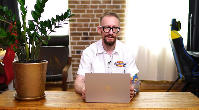 Тестируем время автономной работы Microsoft Surface Laptop 4 13,5″ AMD Ryzen 5